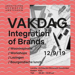 Vakdag Integration of Brands 2019